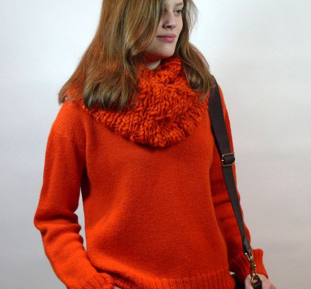 Americo Original / Turtle Dove Cowl