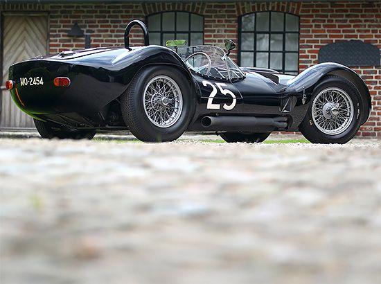 Classic Car: Maserati Tipo 61 Birdcage | Inspiration Grid | Design Inspiration