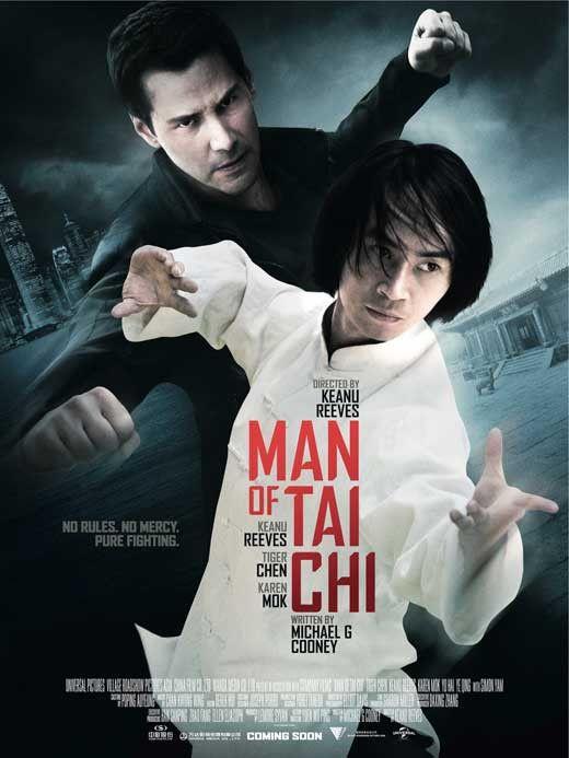 Man of Tai Chi 11x17 Movie Poster (2013)