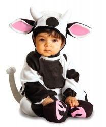 Новогодние костюмы коровы и быка
