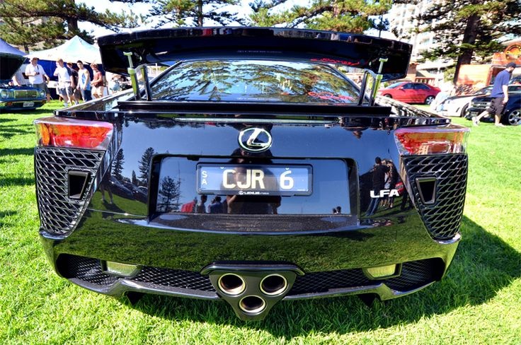 Lexus LFA at Adelaide All Japan Day