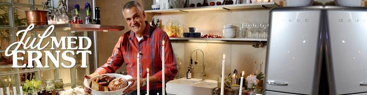 Gör Ernst Kirchsteigers svävande ljus - Jul med Ernst - tv4.se