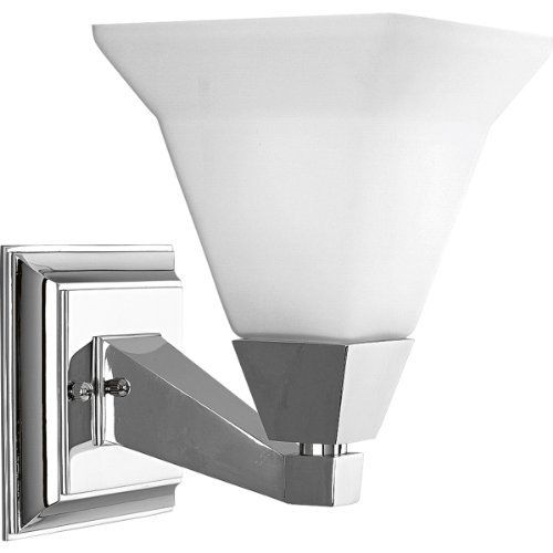 Progress lighting p3135 15 1 light bath bracket fixture polished chrome by progress