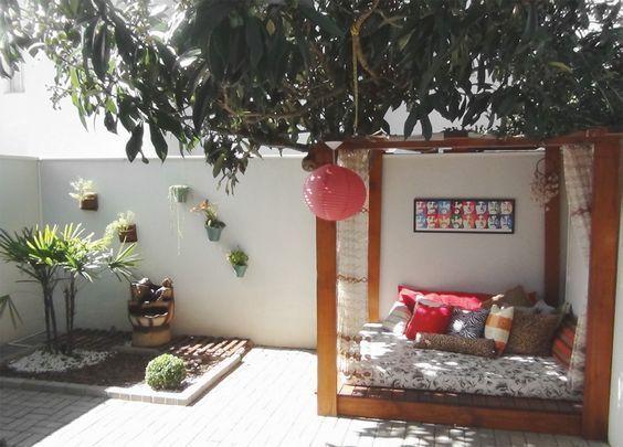 Dcore você   Área de Lazer Pequena – Uma Opção para Falta de Espaço   http://www.dcorevoce.com.br