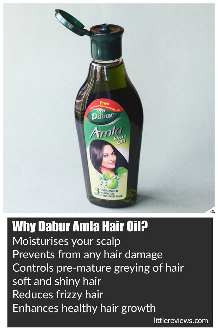 Recommended Product | Something to Try | DABUR AMLA HAIR OIL