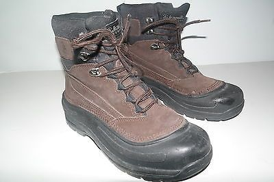 Kamik Men's Winter Boots Black Size 9