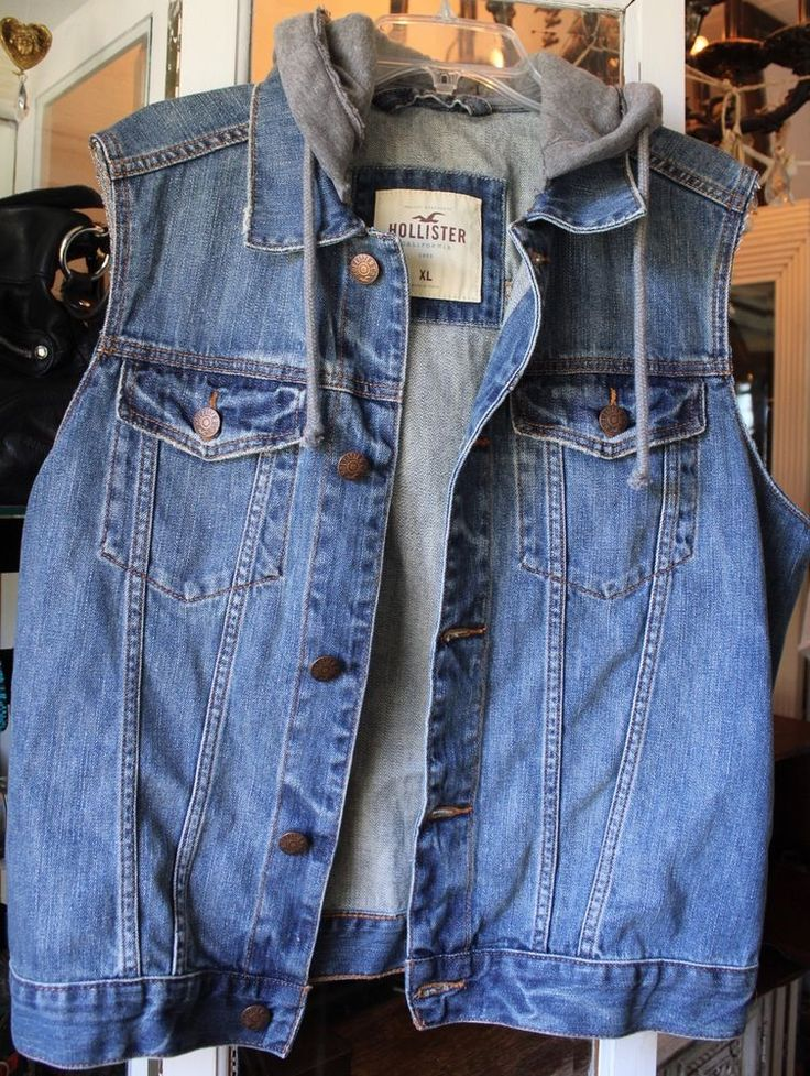 The 25  best Jean jacket vest ideas on Pinterest | Denim vests ...