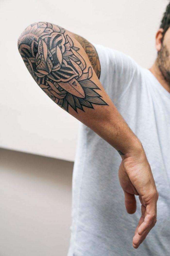1001 Idees De Designs Uniques De Tatouage Manchette Ink
