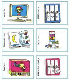 Planbord veilig leren lezen