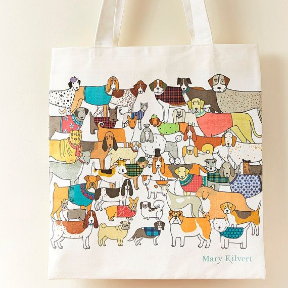 Doggy Bag by MaryKilvert on Etsy