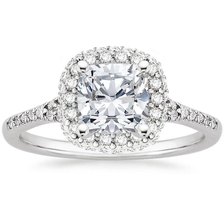 18K White Gold Circa Diamond Ring (1/2 ct. tw.) from ...