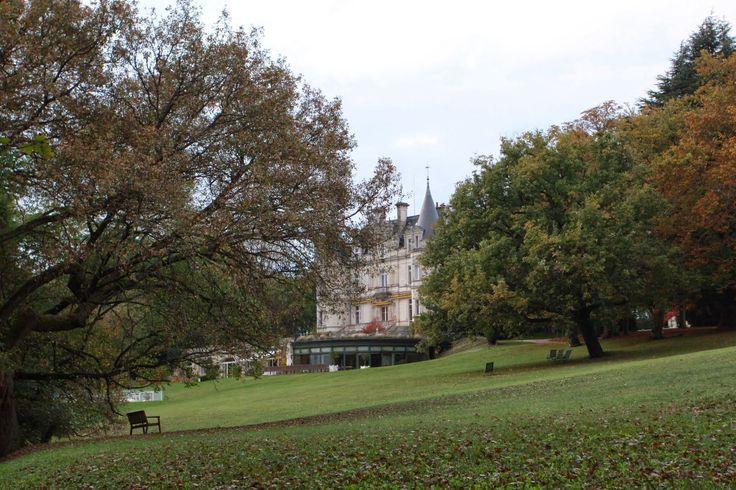 Domaine de la Tortiniere in Veigne, Loire Valley, France