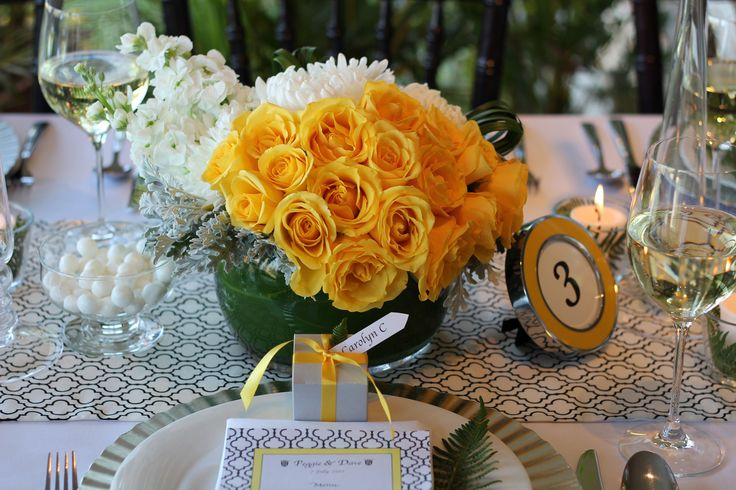 Styling, hire and flowers: Adorn Event Hire