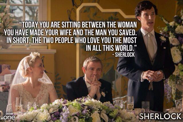 Sherlock-The Sign Of Three