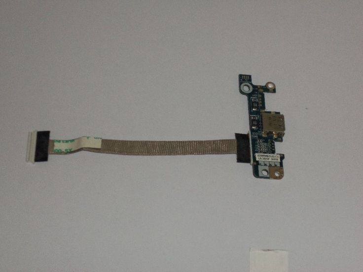 Acer Aspire 5315 USB Port Board W/Cable LS-3551P