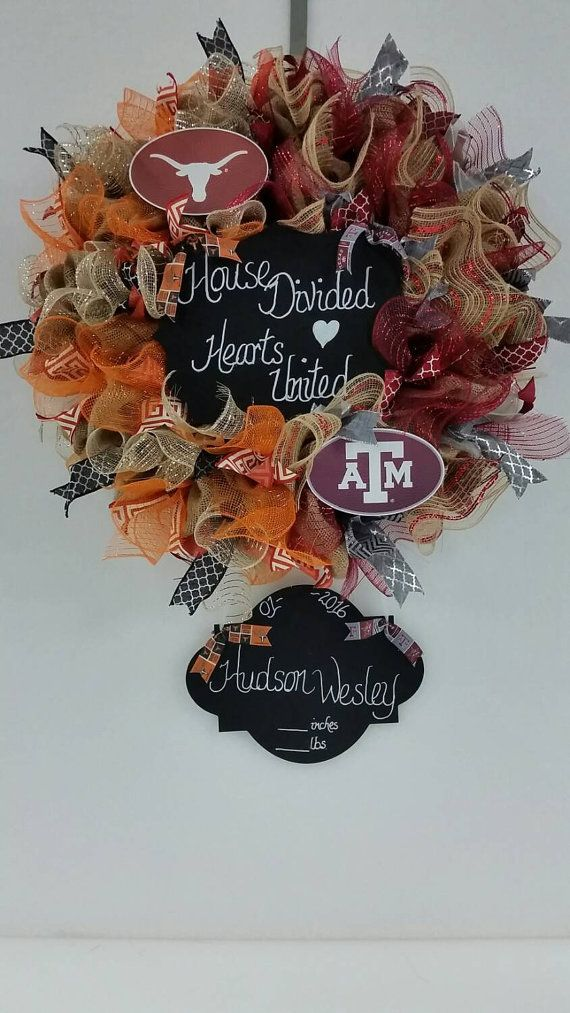 1000 Ideas About House Divided Wreath On Pinterest