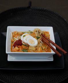 Rick Stein's Kuala Lumpur Curry Laksa