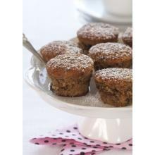 Bananmuffins med sjokoladebiter | TINE.no