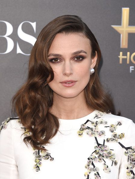 Actress Keira Knightley attends the 18th Annual Hollywood Film Awards at The Palladium on November 14, 2014 in Hollywood, California.