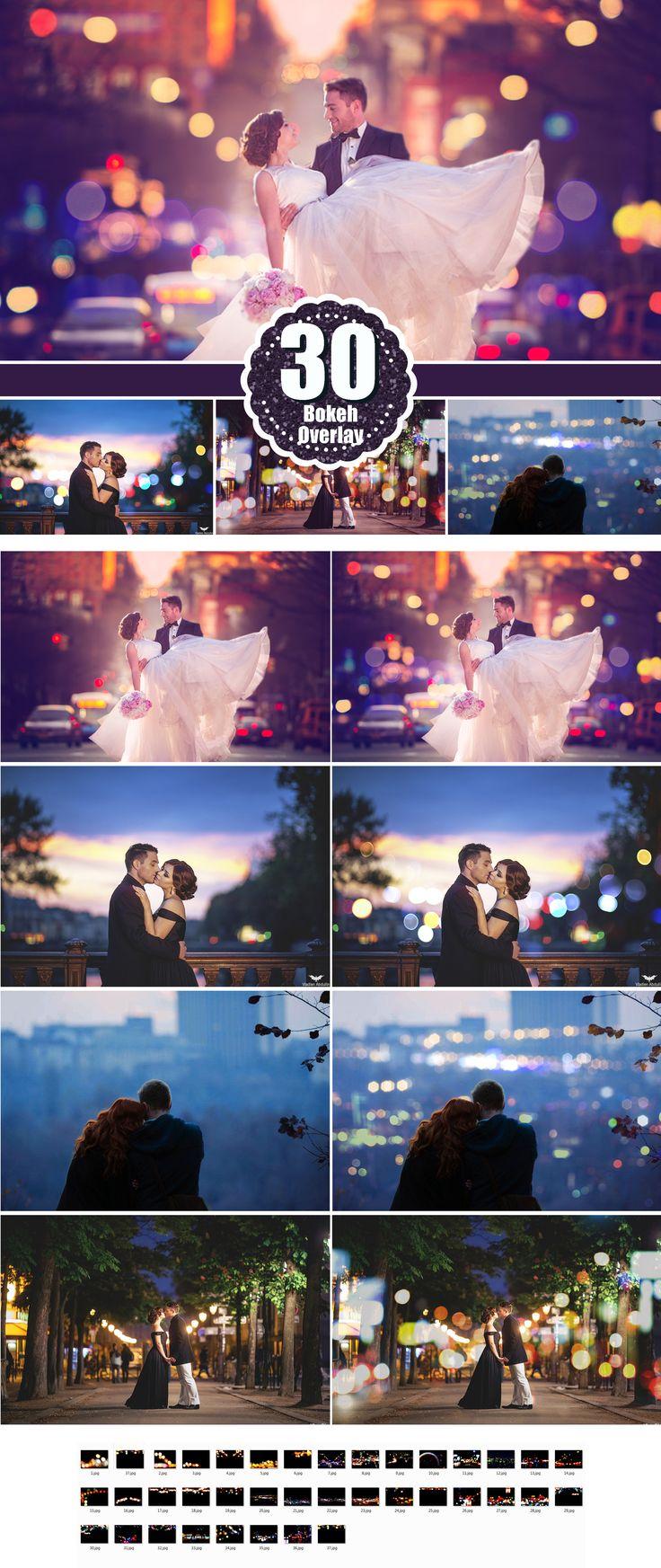 City Bokeh Light Overlays, Digital Backdrop, Holiday Party Wedding Lights, Overlays Photoshop, Digital Background