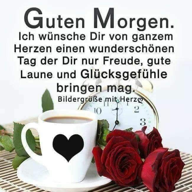 Guten Morgen Spruchbilder Guten Morgen Schöner Morgen Und