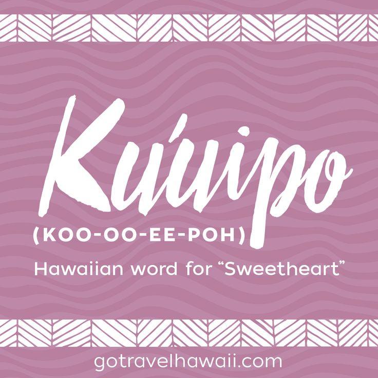 191 best Hawaiian Words images by 🌴🍍 Lani Kahuna 🍍🌴 on Pinterest
