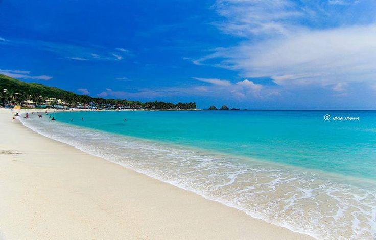 Blue Lagoon, Pagudpud, Ilocos Norte Boracay of the north, minus the commercialization
