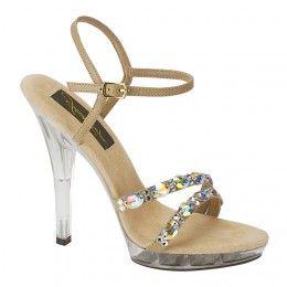 Evening shoes Austria Swarovski - Johnathan Kayne