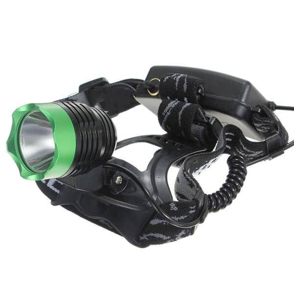 Bike Headlamp XM-L T6 LED 3 Mode Adjustable Rechargeable Headlight  Worldwide delivery. Original best quality product for 70% of it's real price. Buying this product is extra profitable, because we have good production source. 1 day products dispatch from warehouse. Fast & reliable...