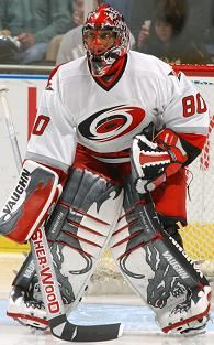 Kevin Weekes - Love these pads!