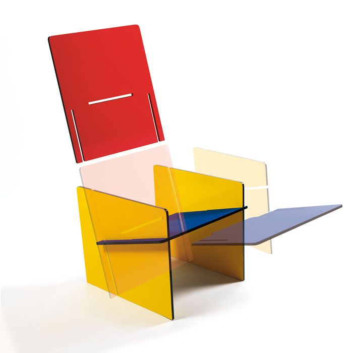 seletti - gianni rossi - bauchair modular chair | panik design, Mobel ideea