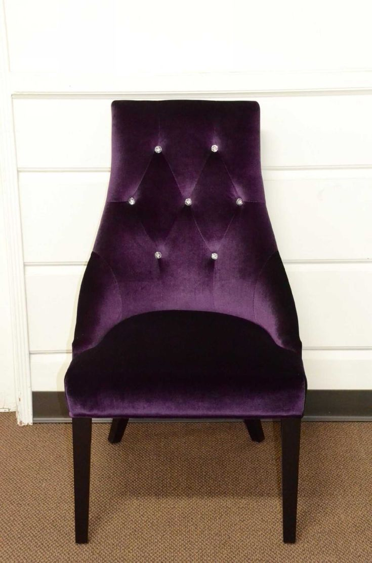 1000+ ideas about purple dining chairs on pinterest | purple chair