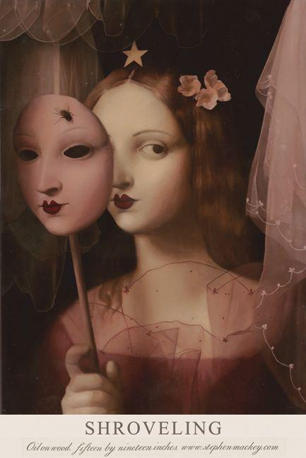 """""""Shroveling"""" by stephen Mackey"""