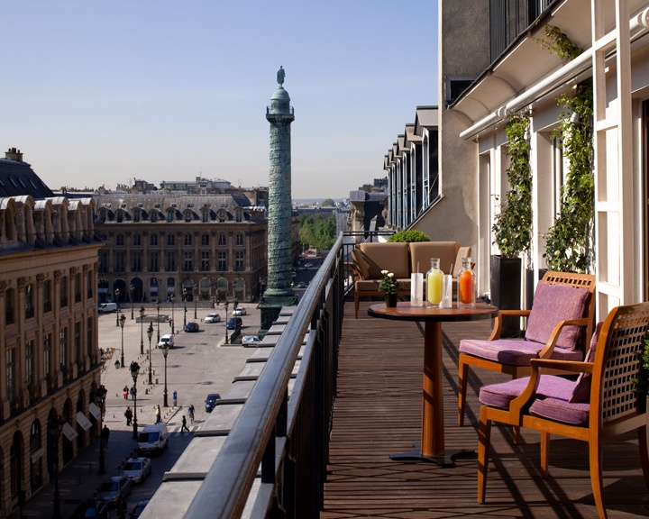 Park Hyatt Paris - Vendôme puts the charm and beauty of the City of Lights at your fingertips