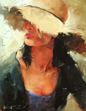 Andre Kohn, known for producing vibrant figurative paintings and deeply moving graphite drawings . . .