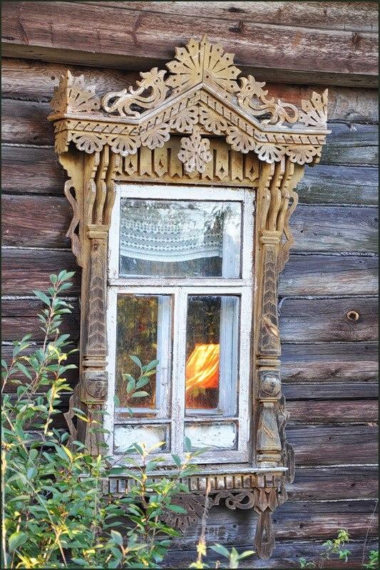 Kostroma Province, Klokovo village, Russia.