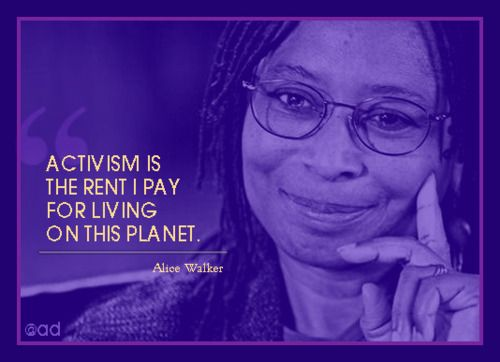 alice walkers the color purple is celie an independent woman Mr felt that the only way to keep a woman in check was to beat her and he did just  the color purple by alice walker is a novel about the struggle of celie,  clearly supporting the idea that self-actualization is independent from gender roles.
