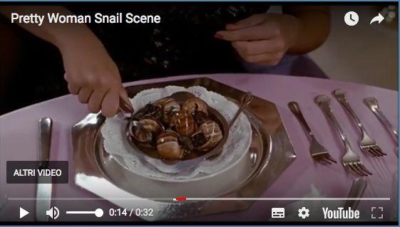 La scena nel cinema piu famosa di sempre con le lumache? Naturalmente quella in Pretty Woman👇👇 http://www.lumaca-italia.it/pretty-woman-lumache-la-scena-piu-famosa-di-sempre/