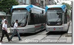 Metro + Tram Basics, Istanbul, Turkey