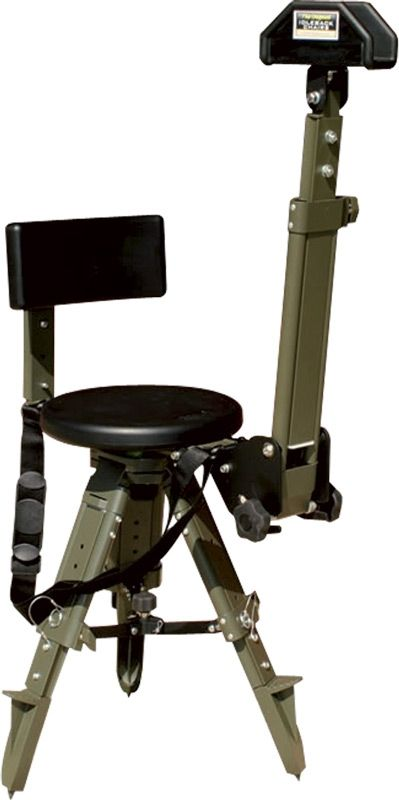 Quot Idleback Quot Shooting Chair Eases My Back Pain And