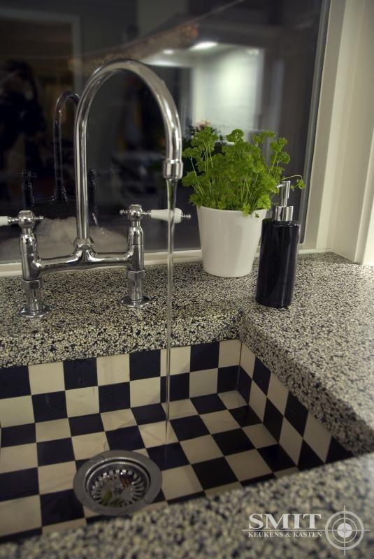 19 best keuken images on pinterest - Terrazzo Kitchen Sinks