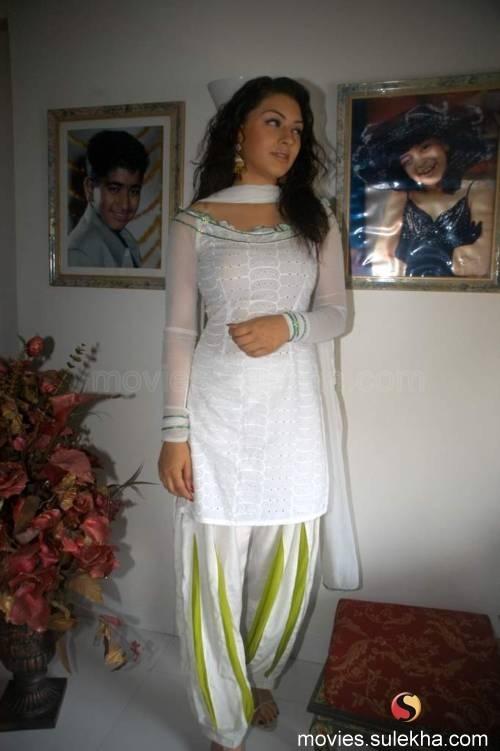 love the salwar