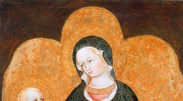 Madonna della pera, Maestro di Castrocaro