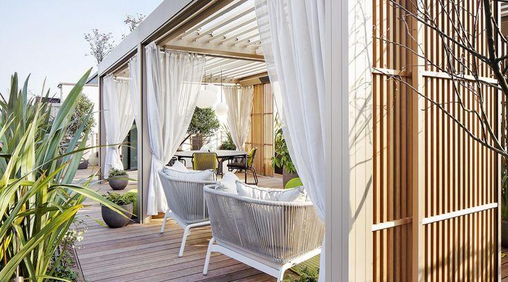 Les 25 Meilleures Id Es Concernant Toiture Terrasse Sur Pinterest Toiture Veranda Veranda