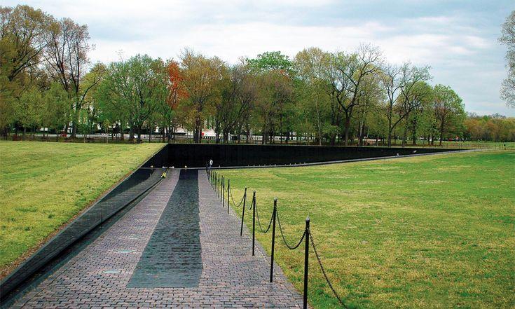 KOmpilations - Architecture Maya Lin  Vietnam Memorial Washington DC