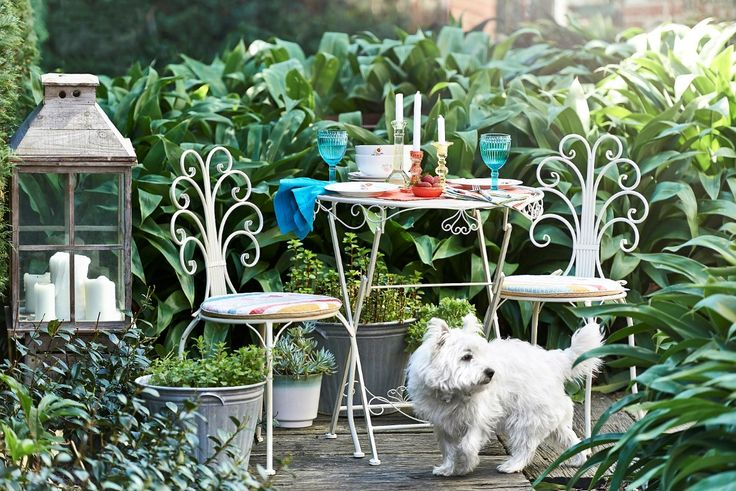 Summer Brights collection: garden party #outdoorliving #bedbathntable
