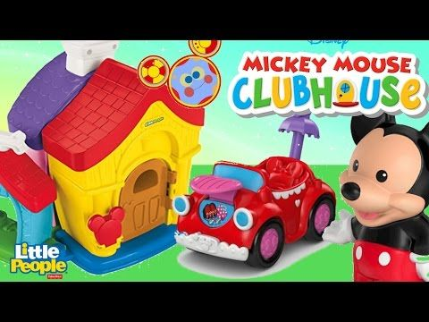 Mickey Mouse Clubhouse Full Episodes 2016 - Disney's Magical Mirror Starring Collection - Part 1. - YouTube