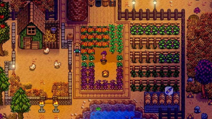 Stardew Valley's multiplayer update includes new single-player content