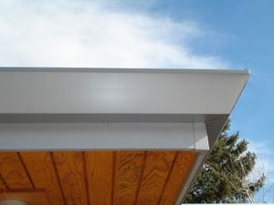 View a variety of gutter styles in our our Denver gutter project portfolio.