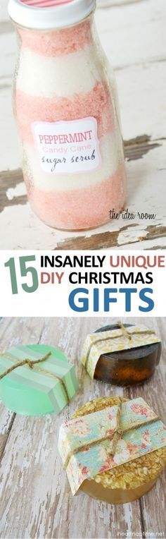 Unique Christmas Gifts, Unique Holiday Gifts, Homemade Holiday Gifts, Frugal Christmas Gifts, DIY Christmas Gifts, Easy Christmas Gifts, Easy Gift Ideas, Gifts for Her, Gifts for Him, Popular Pin
